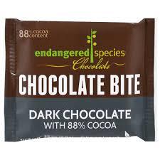 endangered species chocolate chocolate