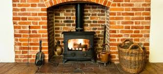 add a wood stove to an existing