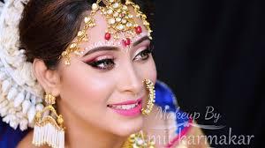 indian bridal makeup traditional look