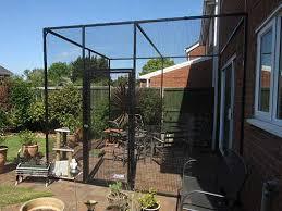 Pet Fencing Solutions Cat Fence Cat Enclosure Catio Cat Run