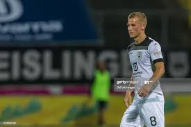Adrian Beck of SSV Ulm 1846 Fussball Looks on during the Regionalliga...  News Photo - Getty Images