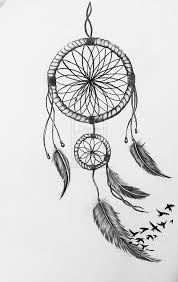 Dreamcatcher Sketch Dromenvanger Tatoeage Tatoeage Ideeen En