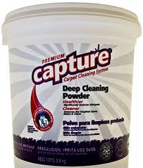 dry carpet cleaning powder clean area