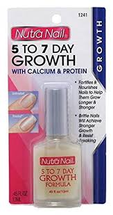 nutra nail 5 to 7 day growth calcium