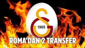 Galatasaray'a Roma'dan 2 transfer - Son dakika Galatasaray transfer  haberleri 19 Aralık 2019 - Tv100 Spor