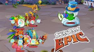 Angry Birds Epic: Gameplay Bavarian Funfair Level 20 Final Boss ...