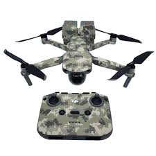 Camouflage Stickers Skin Sticker For Dji Mavic Air 2 Rc Drone Accessories Body Protection Film Remote Controllers 2 Batteri Camera Drone Decals Aliexpress