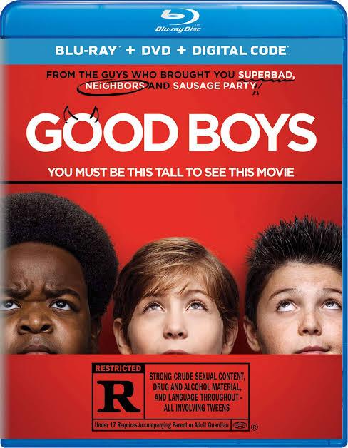 """ผลการค้นหารูปภาพสำหรับ Good Boys (2019 bluray"""""""
