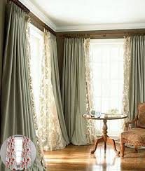 curtain color for light gray walls and