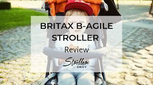 britax b agile stroller review better