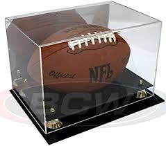 bcw deluxe acrylic football display