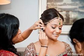 indian wedding bride makeup hair