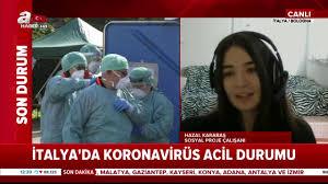 İtalya'daki Türk Anlatıyor! Neler Oluyor! / A Haber - YouTube