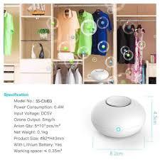 Máy khử mùi tủ lạnh tiên tiến SS-CM03 - Công nghệ khử mùi tiên tiến