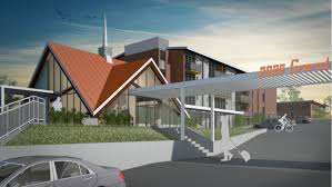 Mid-century modern hotel coming to old Howard Johnson's in Des Moines