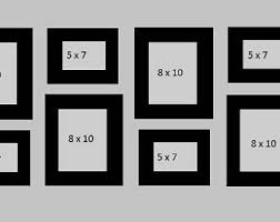 Picture Frame Decal Etsy
