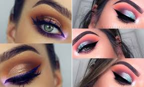 23 pretty eyeshadow looks for day and