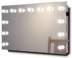 bathroom hollywood makeup mirror