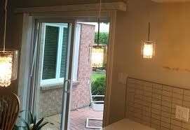 pendant light installation