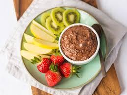 low calorie chocolate hummus recipe