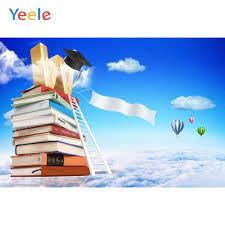 Yeele ترحيب الأطفال العودة إلى المدرسة دراسة كتاب سلم السماء نجاح