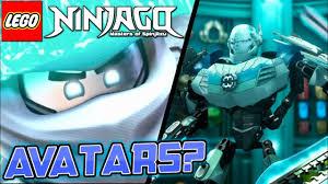Ninjago: What are NINJAGO AVATARS? 🤖 (Season 12 Theory) - YouTube