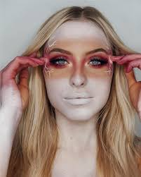 40 cool ideas for halloween makeup 2019