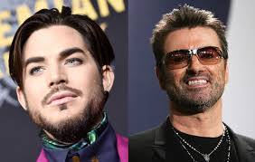 Adam Lambert says he would be up for playing George Michael in ...