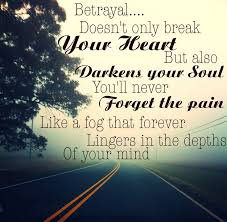 love pain and betrayal com
