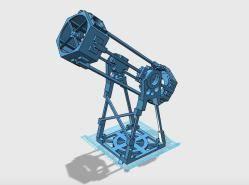 build dobsonian telescope stlfinder