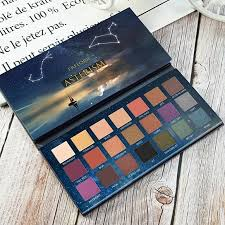 21 color star eyeshadow palette