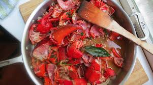 Chilled Lobster Bisque