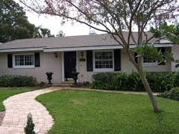 exterior paint ideas for older ranch
