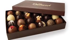 gourmet chocolates 24 pc truffle