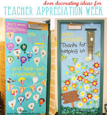 door teacher appreciation week