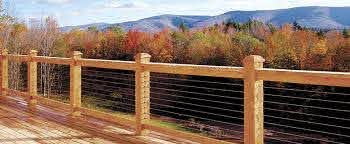 Atlantis Cable Railing Stainless Steel Cable Rail System