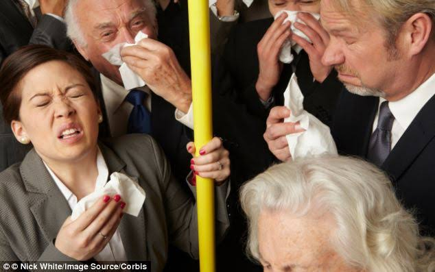 Image result for sick in public transport""