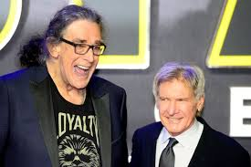 Star Wars stars lead tributes to Chewbacca actor Peter Mayhew - Wales Online