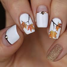 12 fantastic fall nail ideas to try