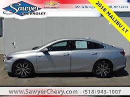 vehicle 2018 chevrolet malibu lt