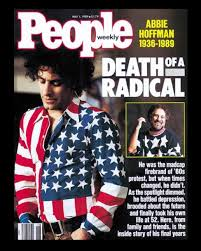 "Abbie Hoffman🕺🏻 on Instagram: ""From the wife of the late Abbot Howard  Hoffman most known as Abbie,… 