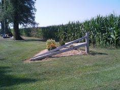 Driveway Marker Rail Fence Google Search Fence Landscaping Fence Decor Backyard Fences