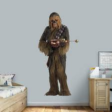 Need A Star Wars Gift Idea Fathead Puts Chewie On Your Wall Entertainment Greensboro Com