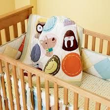 the land of nod baby crib bedding