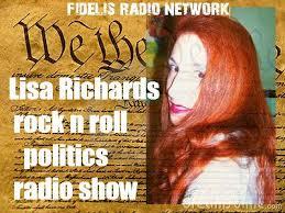Lisa Richards Radio Show Guest Paul Schnee 12/06 by Fidelis Radio Network |  Politics Conservative