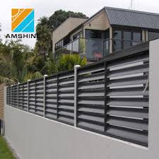 Aluminium Fencing Panels Metal Fence Perimeter Fence View Perimeter Fence Amshine Product Details From Su Zhou Amshine Building Material Co Ltd On Alibaba Com