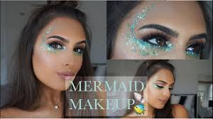 mermaid makeup tutorial you