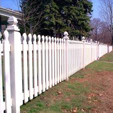 Fence Pictures Showing Different Materials And Styles