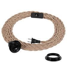 zoossi pendant light cord hanging