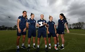 Roy Morgan Research study reveals boom in women's football | Lakes ...